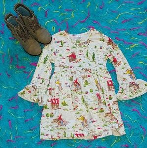 Other - Girls Western Dress
